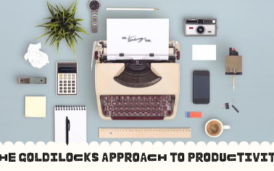 2.41: The Goldilocks Approach to Productivity