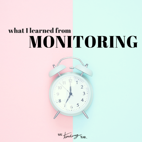 1.46: What I Learned from Monitoring