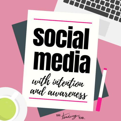 1.48: Social Media with Intention and Awareness